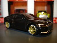 AUDI RS 5 COUPE CUSTOM EDITION 1/64 HW CUSTOM WHEELS BLACK 2 COUPE SPORTS CAR