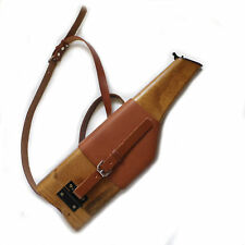 Reproduction WW2 German C96 Mauser Wood Holster and Stock Broomhandle Putt