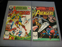 Avengers #214 and #215 (Marvel, 1981)