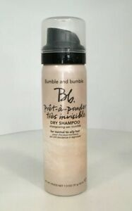 Bumble And Bumble Pret A Powder 1.3 Oz Tres Invisible Dry Shampoo Travel Size