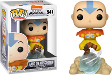 Funko Avatar The Last Airbender Aang on Airscooter Pop Vinyl Action Figure