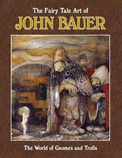 JOHN BAUER - Fairy Tale Art - Gnomes & Trolls