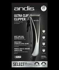 Andis Ultra Clip Clippers Men Trimmer Hair Cutting Tool Kit SHIPS SAME DAY!!!