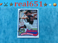 2014 Topps Major League RICKY VAUGHN | JAKE TAYLOR | ROGER DORN | EDDIE HARRIS