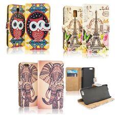 Markenlose Handy-Taschen & -Schutzhüllen aus Kunstleder mit Motiv für Samsung Galaxy S5