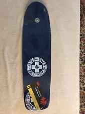 black label skateboard Deck