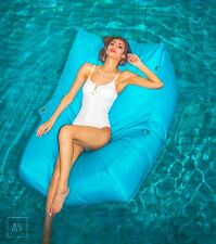 The Lounger - luxury large sofa floating bean bag indoor outdoor pool or garden