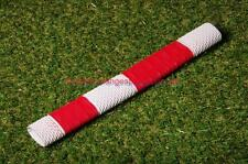 1 X PENTA  WHITE + RED PREMIUM Grade  grip for Cricket Bat+ AU STOCK