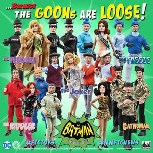 Batman Classic TV Series Figures: The Villain Henchman [Loose in Factory Bag]