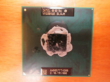Intel Pentium Dual-Core T4300 2.10GHz 1M 800MHZ CPU Processor SLGJM (476)