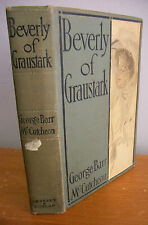 BEVERLY OF GRAUSTARK by George Barr McCutcheon ca 1920 w/ Harrison Fisher Illus
