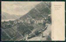 Brescia Valle Sabbia Anfo STRAPPO cartolina QK6992