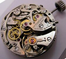 Tissot Watch Chronograph Movement Lemania 873 3 registers