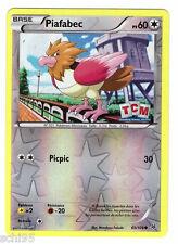 """Pokémon - """"Piafabec"""" 65/108 - Commune Holo Reverse"""