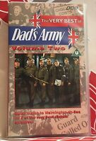 Dad's Army - The Very Best Of Dad's Army Vol. 2 VHS Video Tape Collectable TBLO