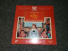 """Rodgers & Hammerstein's """"The King And !"""" PAL Laserdisc"""