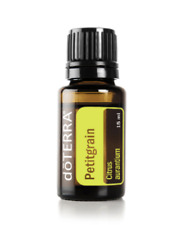 (1) ~  Doterra ~ Petitgrain Essential Oil 15 ml New Sealed expires 2023