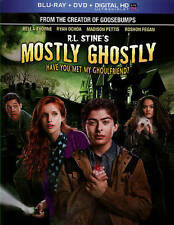 R.L. Stines Mostly Ghostly: Have You Met My Ghoulfriend (Blu-ray Disc, 2014,...