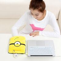 USB Hand Warmer Heater Winter Laptop PC Heating Warm Mouse Pad Cartoon Cute