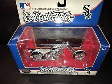 ERTL OCC Orange County Chopper Chicago White Sox MLB Motorcycle 1:18 Diecast