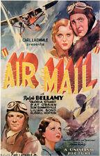 Air Mail - 1932 - Ralph Bellamy Pat O'Brien John Ford - Vintage Pre-Code DVD