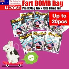 Fart Bomb Bombs Bag Very Smelly Novelty Stink Prank Gag Trick Joke Game Fun