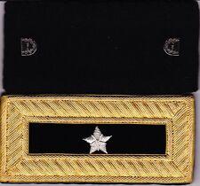 Civil War Brigadier General Shoulder Boards Extra Rich Shoulder Straps-FreeCoin