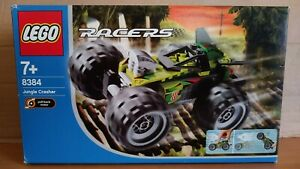 "LEGO RACERS 8384 ""JUNGLE CRASHER"""