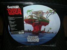 Gorillaz **Plastic Beach *BRAND NEW PICTURE DISC RECORD LP VINYL