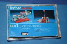 Fischertechnik EM1 Elektromechnaik