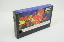 MSX NINJA KUN Cartridge Import Japan Video Game MR-001 MSX cart 2260