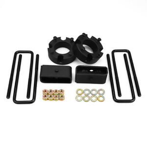 """3"""" Front and 2'' Rear Leveling Lift Kit Fits for 2007-2020 Toyota Tundra 2WD 4WD"""