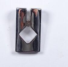 Pierre Lang, rimorchio, argentati, L - 2,5 cm