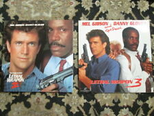 Lethal Weapon 2 & Lethal Weapon 3 Laserdiscs