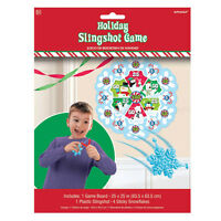 Christmas Childs Party Game Slingshot Game Family Fun Christmas Party Game