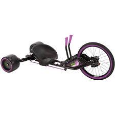 "Huffy 20"" Inch Green Machine PURPLE RT Ride On Tricycle Trike Go Kart Bike Cart"