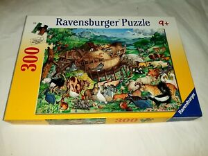 300 Pieces Puzzle - Die Ark - Ravensburger - 100% Assembly Complete