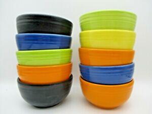 Fiestaware Small Bistro Bowl 22 oz. Fiesta Homer Laughlin HLC Multiple Colors