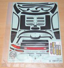 Tamiya 47443 Porsche 911GT1 Street/TA03R-S, 9494224/19494224 Decals/Stickers NIP