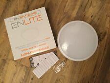 En-Lite EN-BH130/40 LED 30w IP65 Round 4000k Cool White 300mm Fitting