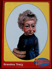 THUNDERBIRDS - Grandma Tracy - Card #34 - Cards Inc 2001
