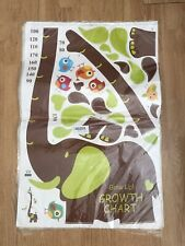 New listing Elephant Growth Chart For Children Wall Decor Decals