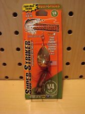 Joes Flies Super Striker 1/4 oz Little Rainbow Trout New