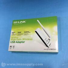TP-Link TL-WN722N Wireless N150 High Gain USB Adapter FNOB