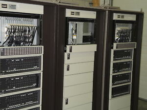 MTS AERO-90 , DSSC and MDAC , 5 Cabinets, Cables, Controllers