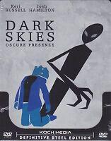 Dvd SteelBook DARK SKIES - OSCURE PRESENZE di Scott Stewart nuovo 2013