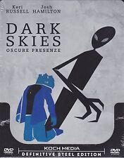 Dvd SteelBook **DARK SKIES ♦ OSCURE PRESENZE** di Scott Stewart nuovo 2013