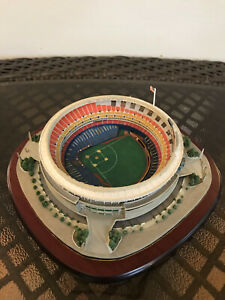 DANBURY MINT Three Rivers Stadium Replica