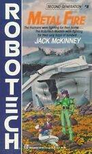 Metal Fire (Robotech: Second Generation, No. 8)