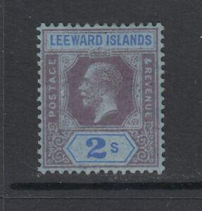 Leeward Islands, Scott 55 (SG 55), MHR